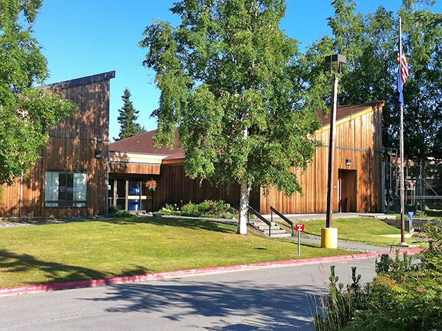 Hiland Mountain Correctional Center (Photo courtesy Alaska Department of Corrections)