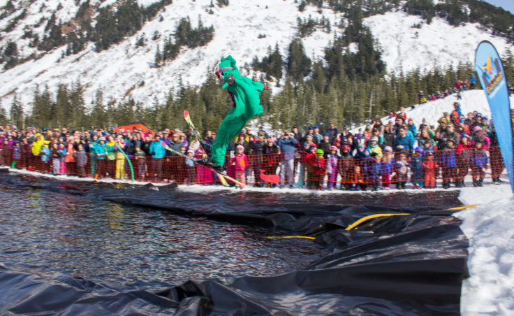 Slush Cup 2014 - Dinosoar