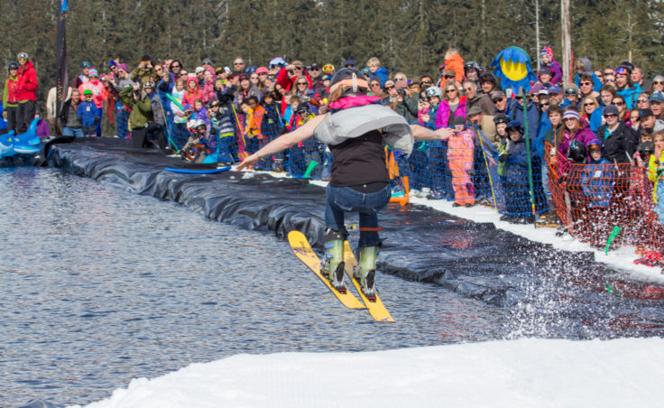 Slush Cup 2014 - Jump Crowd