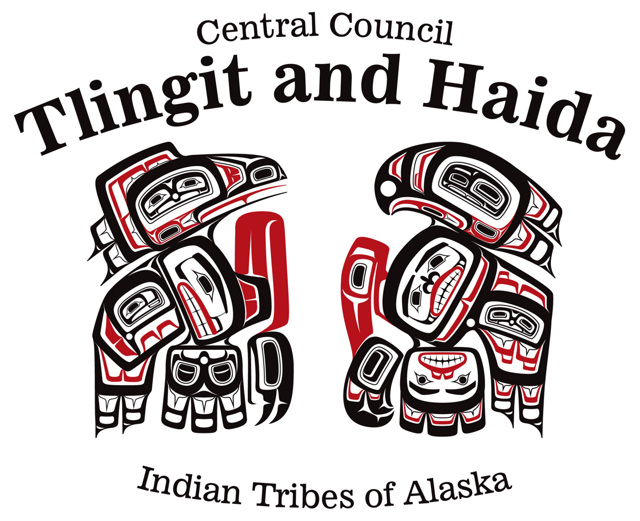 Tlingit-Haida Central Council's logo. Its 79th tribal assembly runs April 9-12 in Juneau.