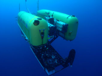Nereus's mission was to undertake high-risk, high-reward research in the deepest parts of Earth's ocean. Advanced Imaging and Visualization Lab/Woods Hole Oceanographic Institution