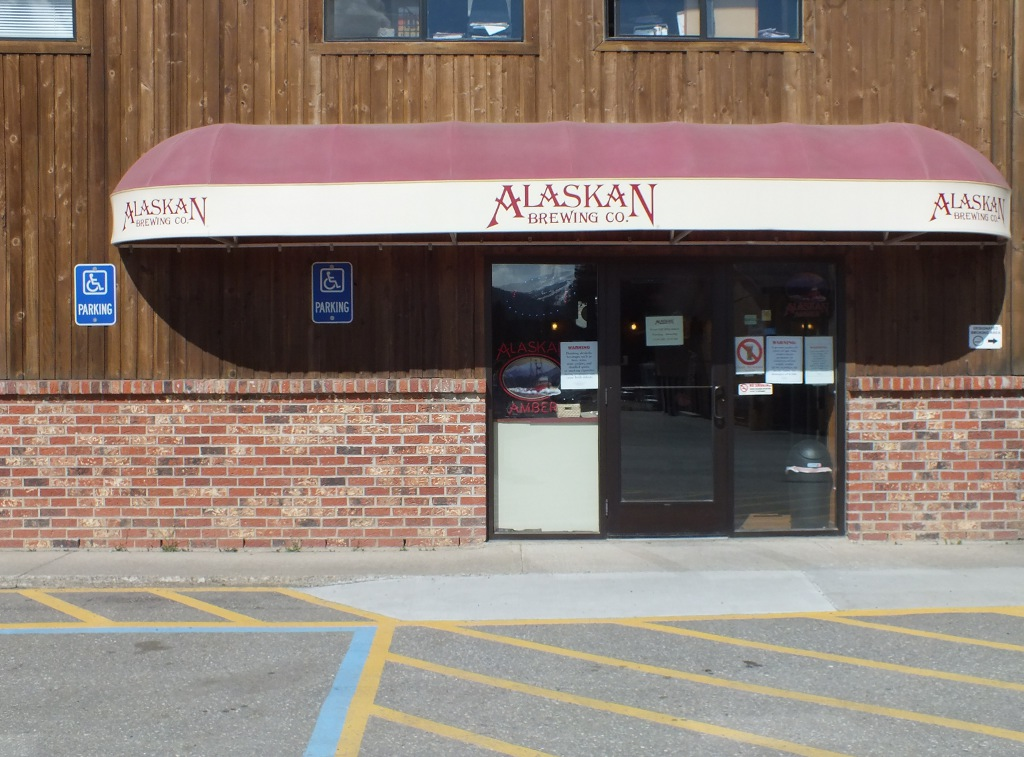 Alaskan Brewing gift shop