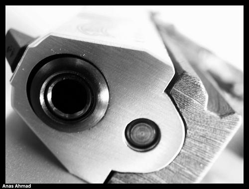 Walther P22 Handgun. (Anas Ahmad/Flickr Creative Commons)