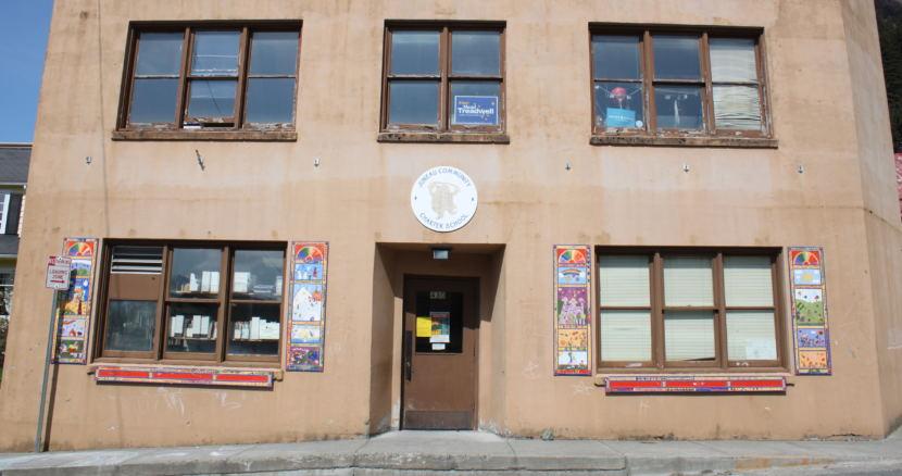 The Juneau Community Charter School.