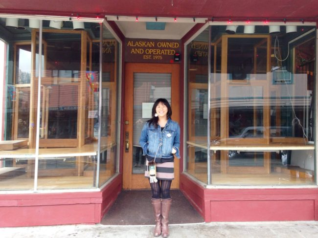 Christy NaMee Eriksen will reopen the former Miners Postal post office as Kindred Post June 2. (Photo courtesy of Christy NaMee Eriksen)