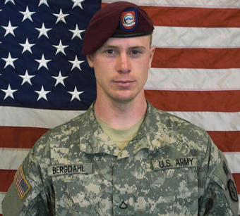 Sgt. Bowe Bergdahl was captured in 2009. (Photo courtesy U.S. Army)