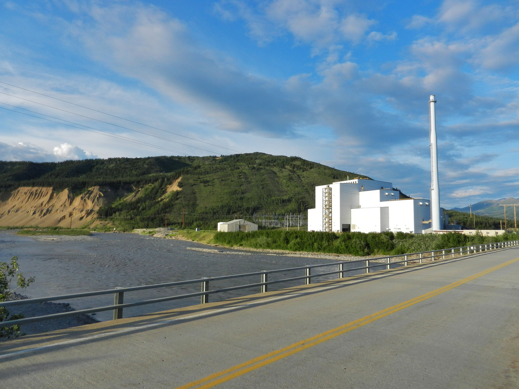 GVEA is already paying on emissions controls for the coal-fired 50-megawatt Healy 2 powerplant. The plant will also not be incompliance with the new rules. (Photo by Travis/ Flickr CC)