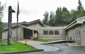 Hayward is begin kept at the Ketchikan Correctional Center. (Photo courtesy Alaska Department of Corrections)