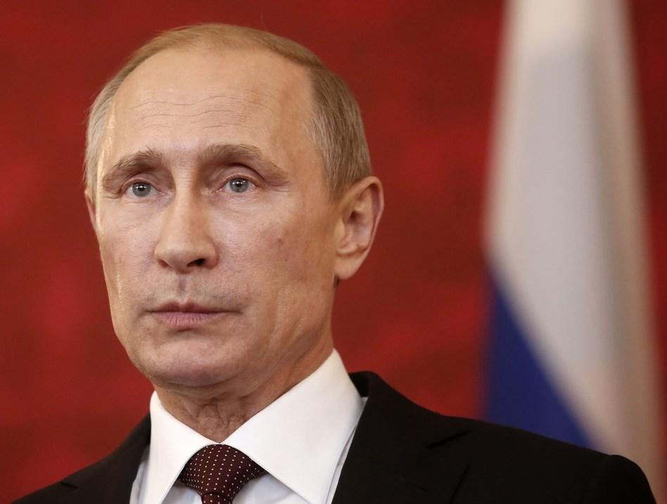 Russian President Vladimir Putin. Dieter Nagl /AFP/Getty Images
