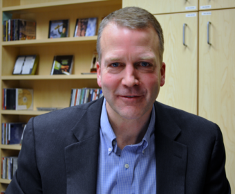 Republican U.S Senate Candidate Dan Sullivan. (Photo by APRN)