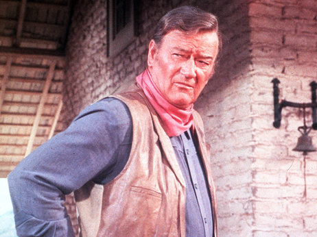 "John Wayne went by ""Duke"" nearly all his life, but that's not the name that appeared on his driver's license. AP"