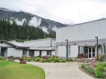 The Lemon Creek Correctional Center. (Photo courtesy Alaska Department of Corrections.