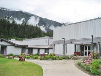 The Lemon Creek Correctional Center. (Photo courtesy Alaska Department of Corrections.