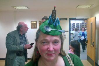 SueAnn Randall, Spuhn Island hat