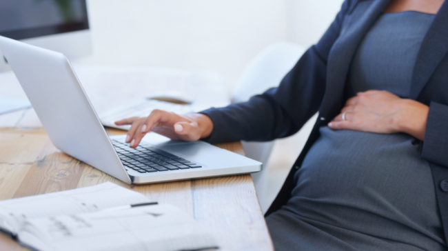 The Equal Employment Opportunity Commission's new guidance states that employers who allow parental leave must provide it to men and women equally. Yuri Arcurs/iStockphoto