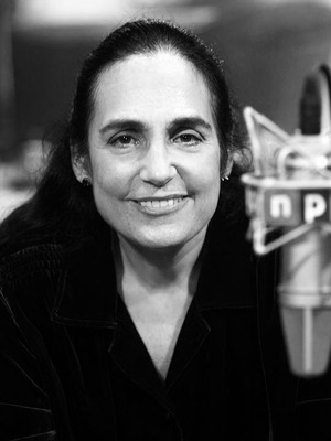 Margot Adler, seen here in 2006, was a longtime reporter for NPR. She died Monday following a battle with cancer. Michael Paras/NPR