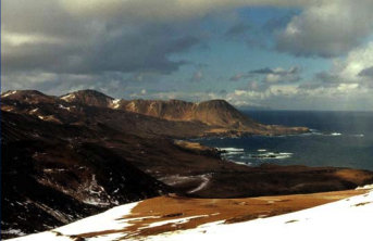 Amchitka Island (Photo courtesy of USFWS)