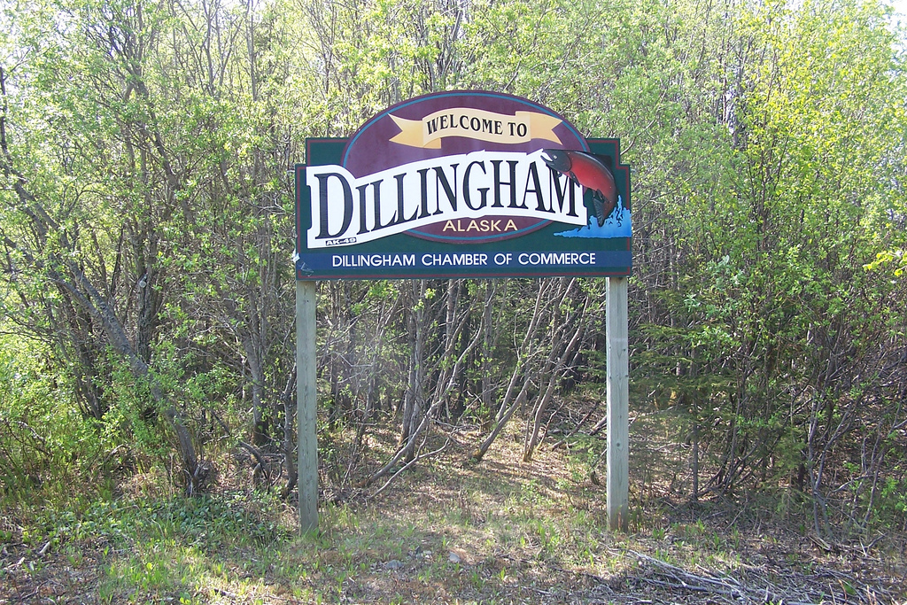 Dillingham, Alaska (Creative Commons Photo by J. Stephen Conn)