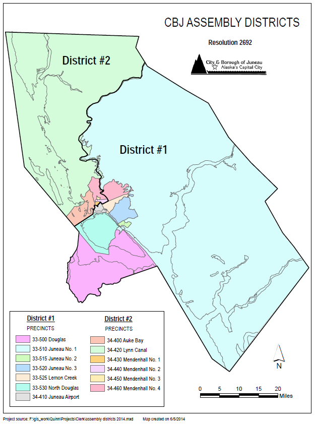 CBJ Assembly Districts