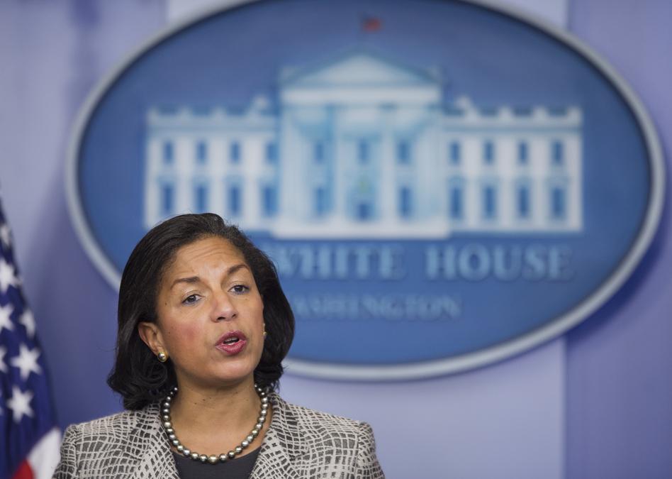 National Security Adviser Susan Rice. Manuel Balce Ceneta/AP
