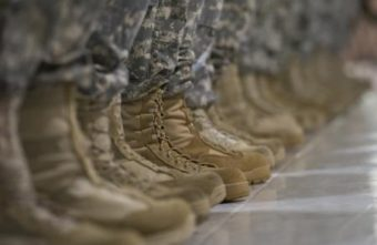 Military boots (DVIDS)