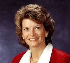 Sen. Lisa Murkowski. Official photo.
