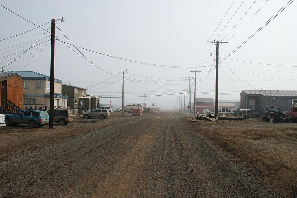 Barrow, Alaska (Photo by Andrei Taranchenko)