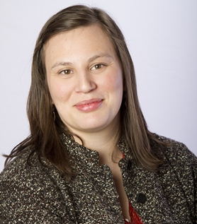 Sarah Dybdahl has been hired as executive director of  the Huna Heritage Foundation. (Photo courtesy Huna Heritage)