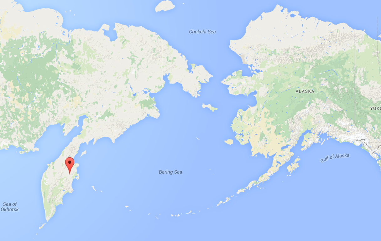 Ash From Russian Volcano Diverts Nightly Flight Into Nome