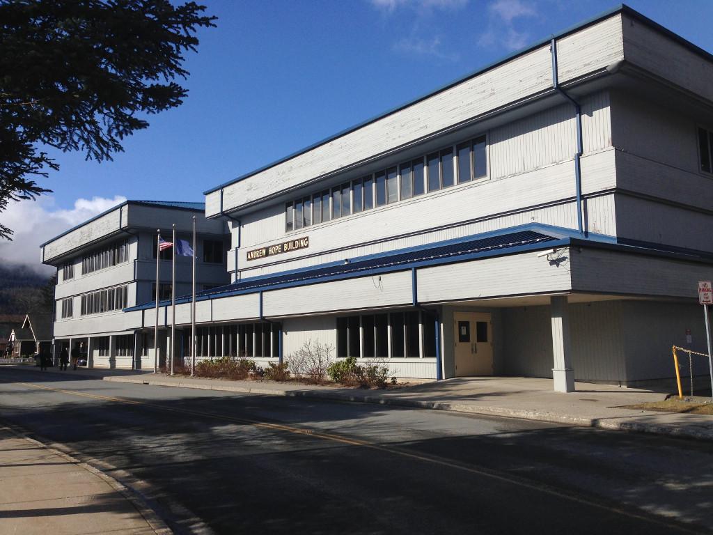 Andrew Hope Building