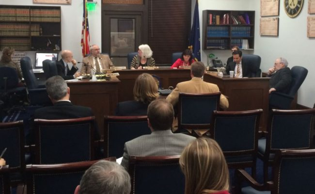The House Fisheries Committee heard public testimony on House Bill 112 Thursday morning. The bill would eliminate the Commercial Fisheries Entry Commission.