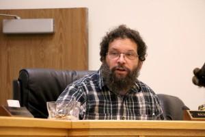 Rick Robb, YKHC Residential Facilities Director. (Photo courtesy of Dean Swope/KYUK)