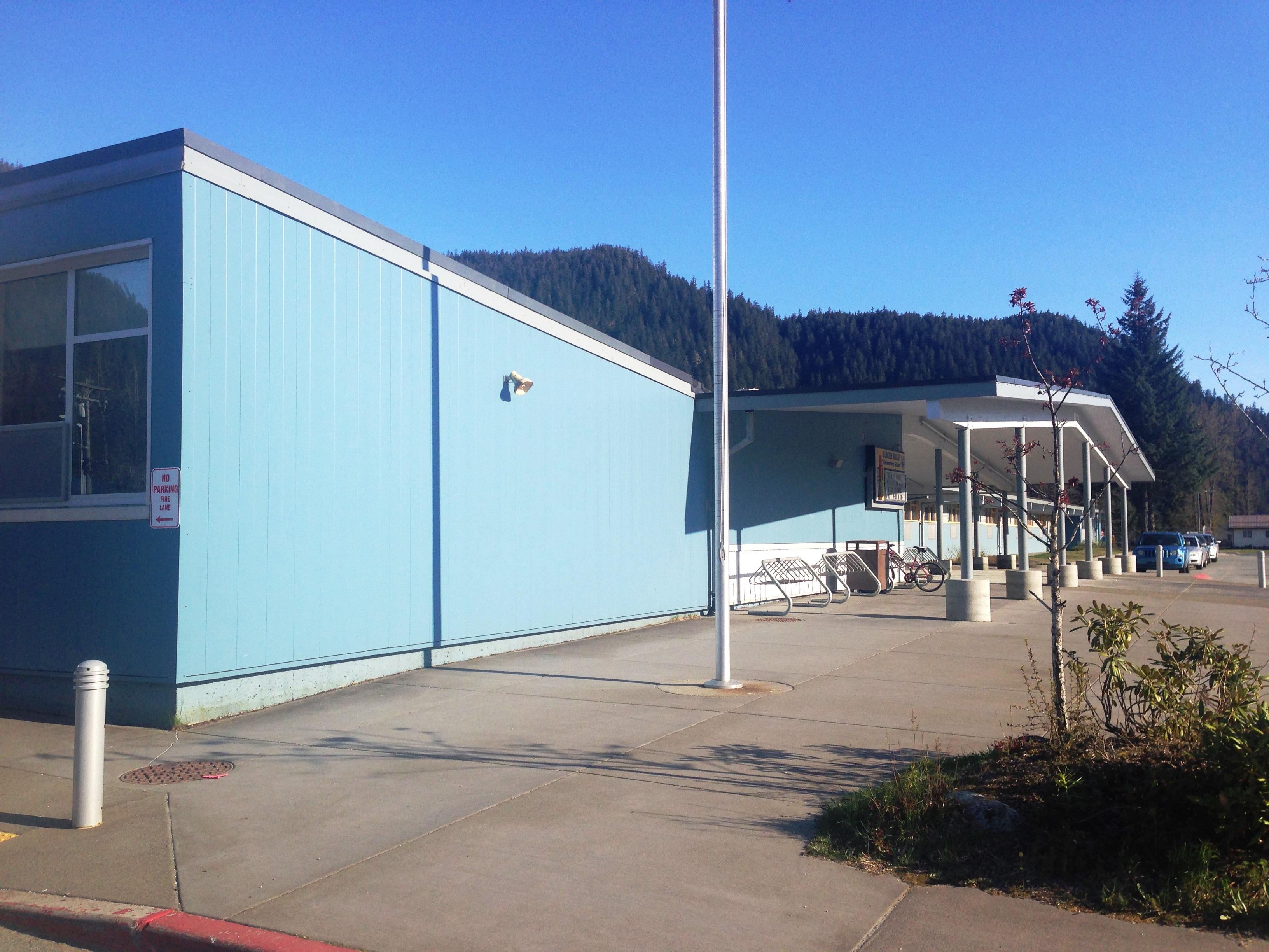 Glacier Valley Elementary (photo by David Purdy/KTOO)
