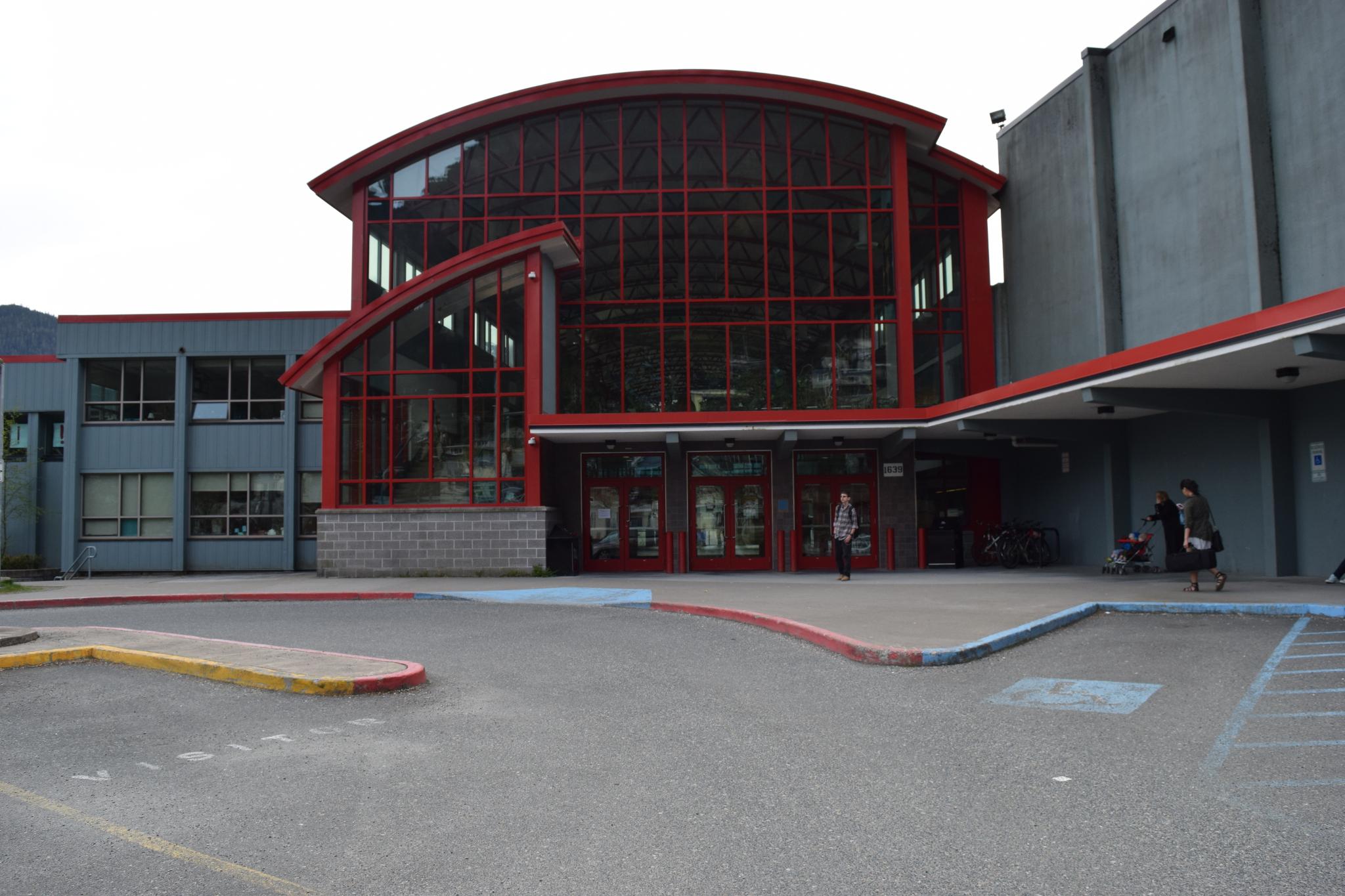 Juneau-Douglas High School, JDHS