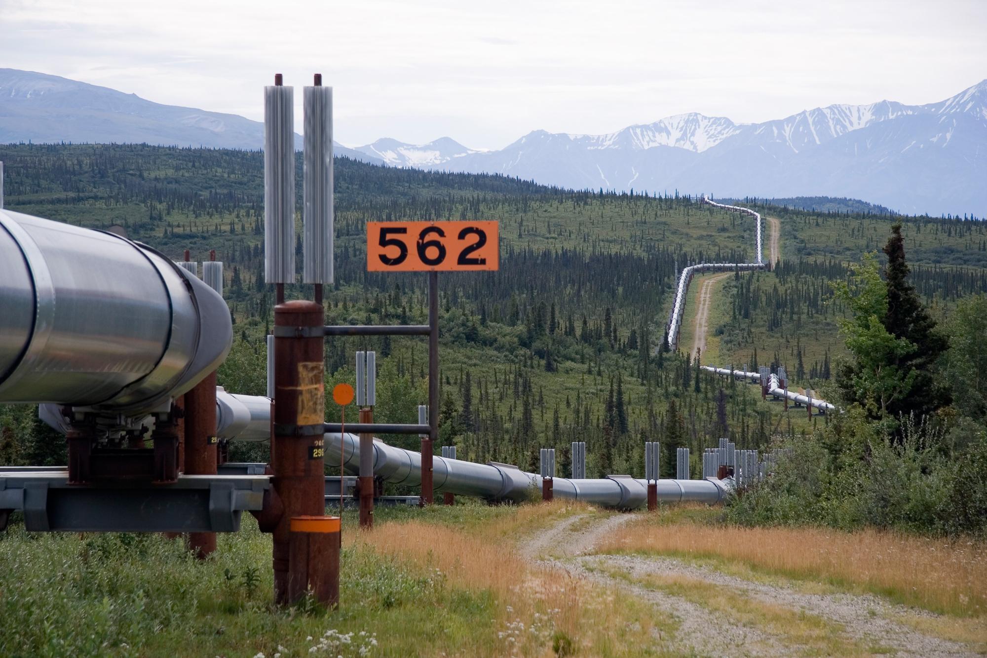 Trans-Alaska Pipeline System 2005