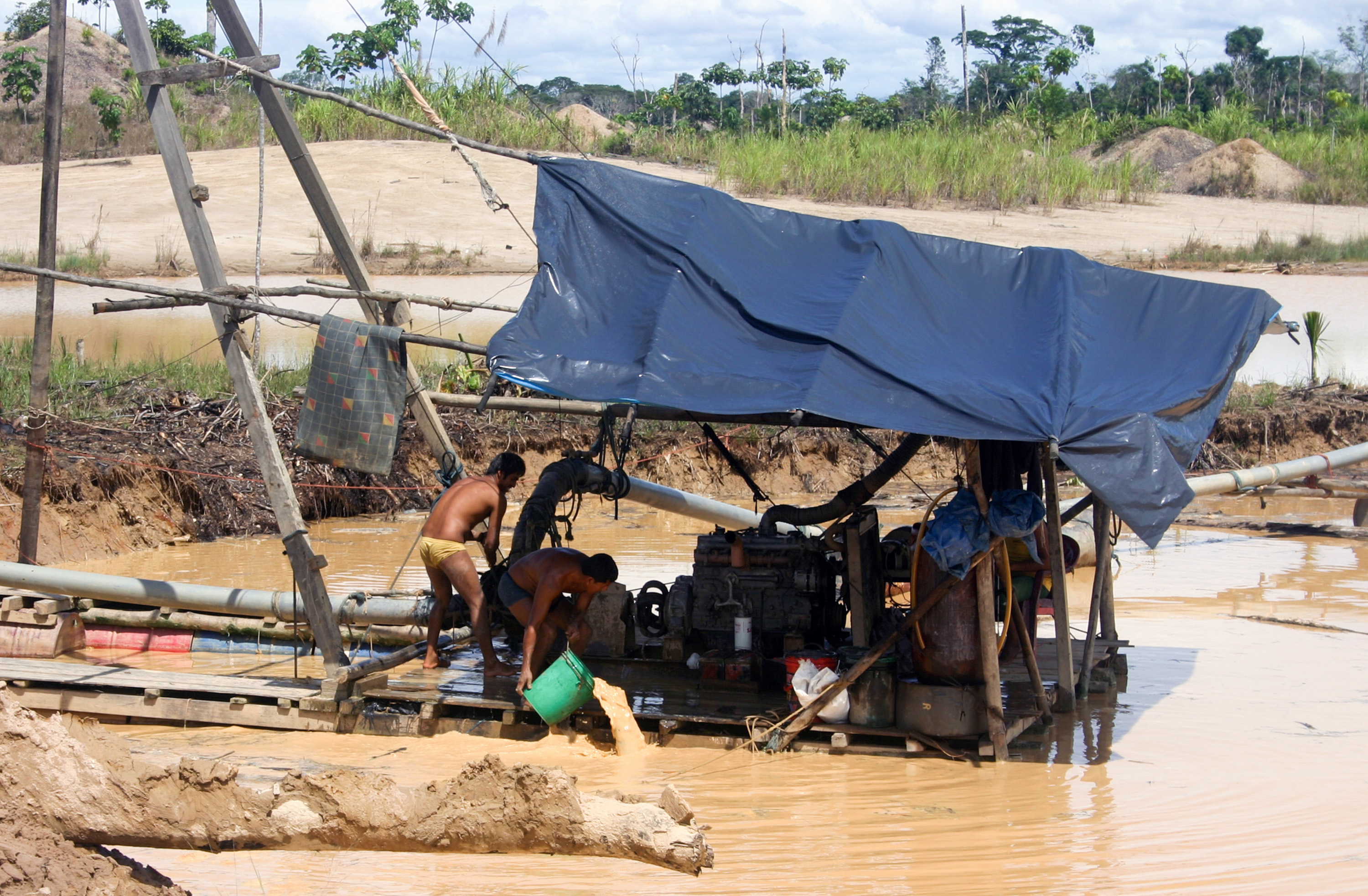 Gran Colombia Gold Corp. (TPRFF): Colombia Mulls Bill to