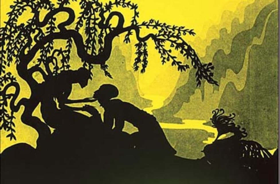 Still from Prince Achmed