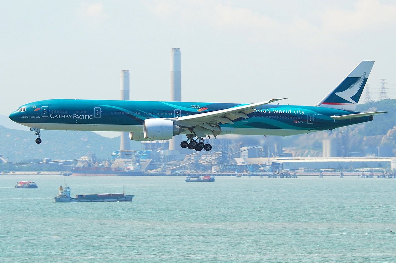 cathay pacific's value chain Supply chain management 3pl  cathay pacific appoint freight handler for new  twice-weekly arrivals and departures of cathay pacific's 747.