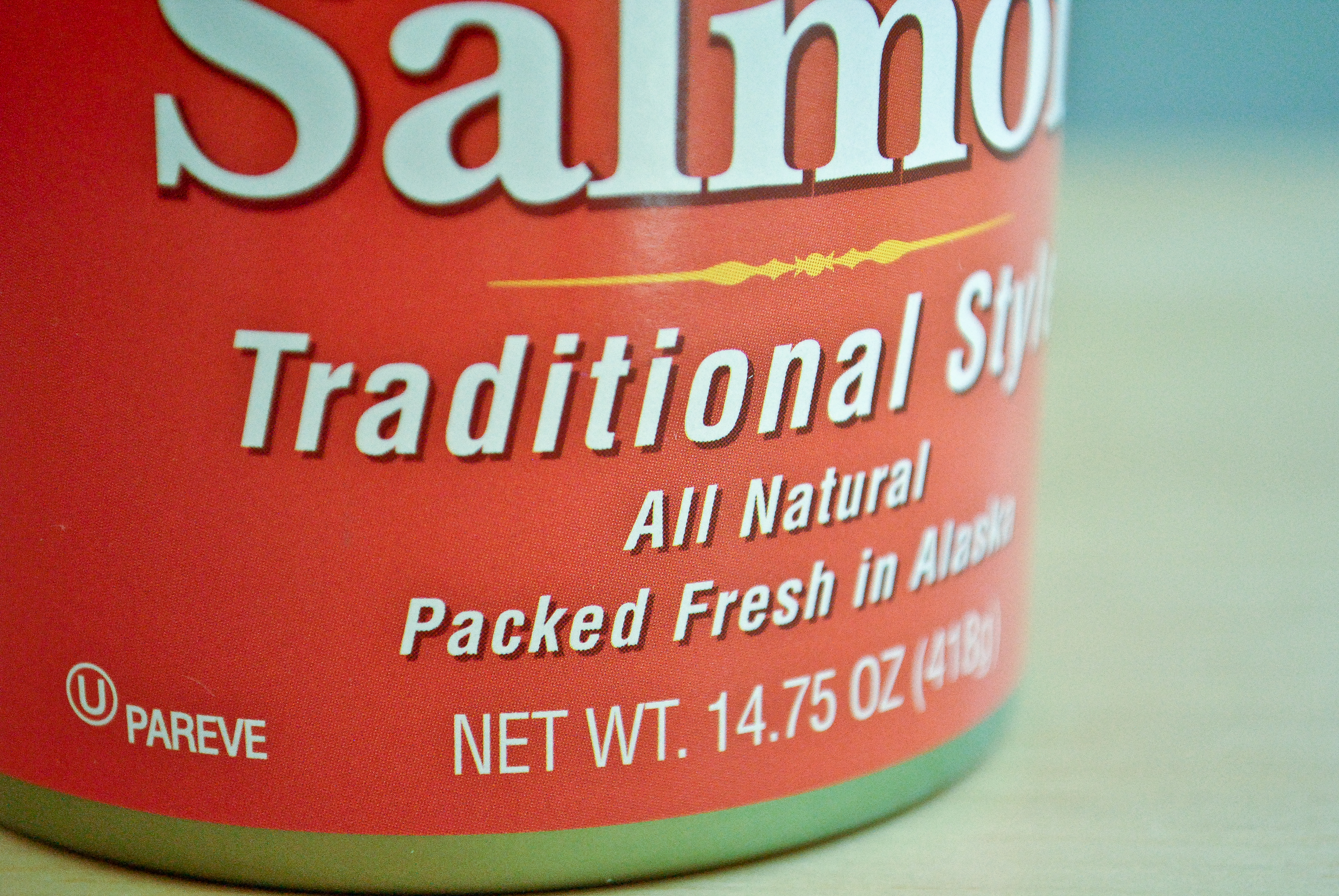 Canned Alaska salmon. (Creative Commons photo courtesy of cookbookoman17)