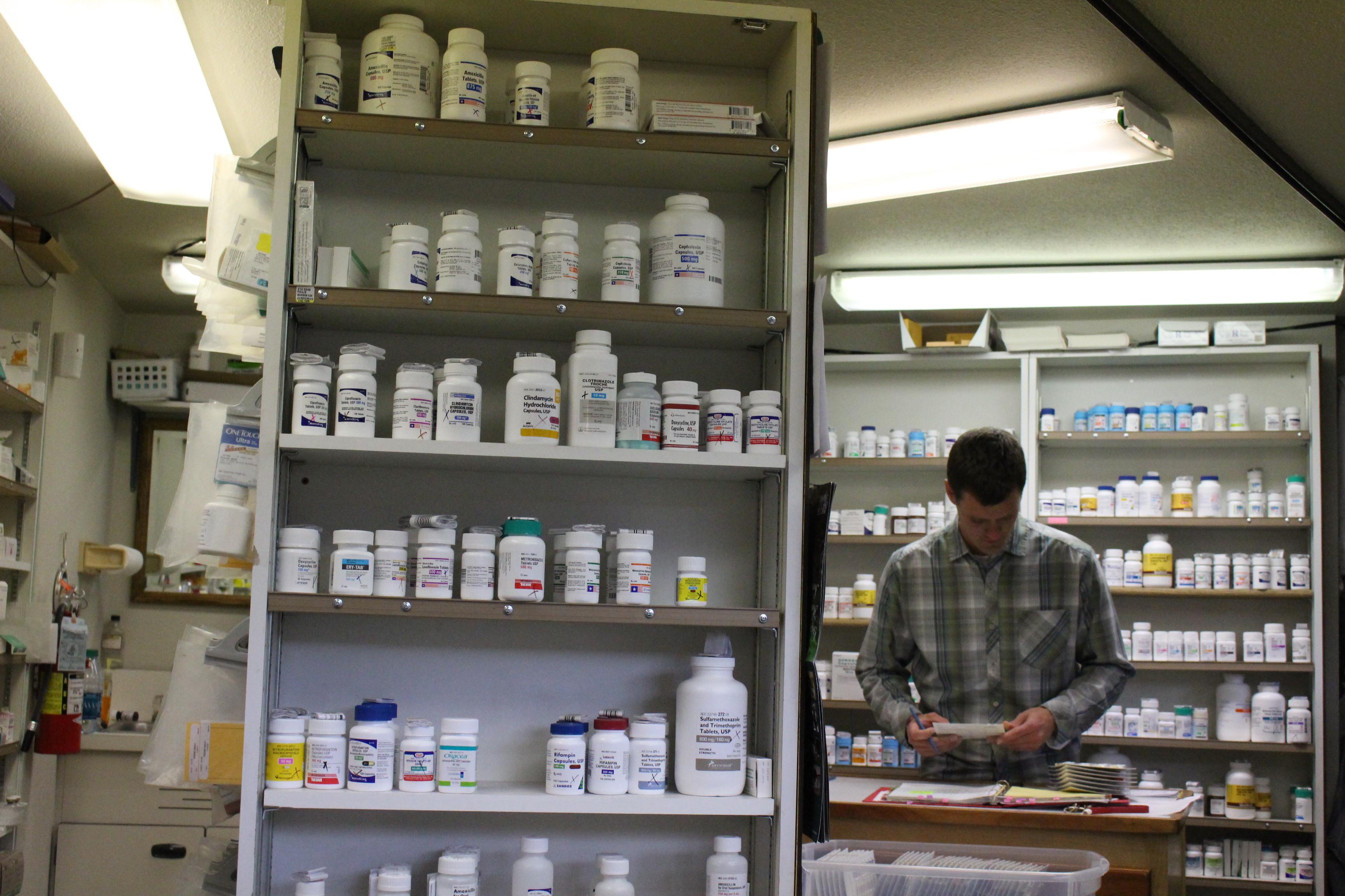 Adam Nelson, Juneau Drug Company