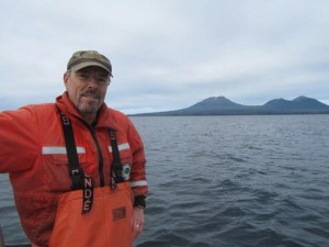 Sitka building official William Stortz. (KCAW file photo)