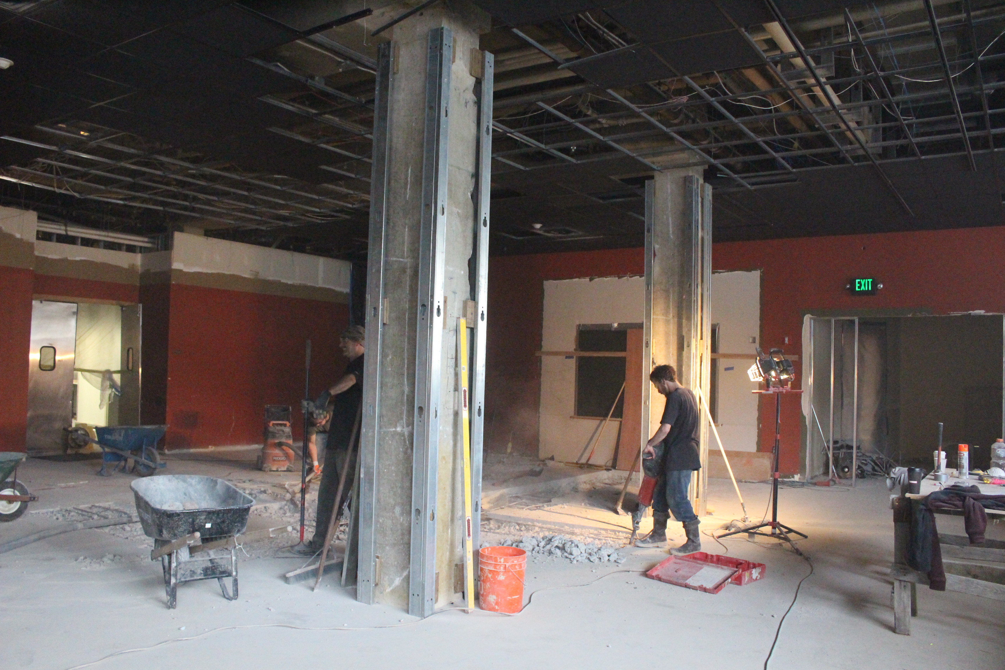 The downtown McGivney's will be triple the size. (Photo by Elizabeth Jenkins/KTOO)