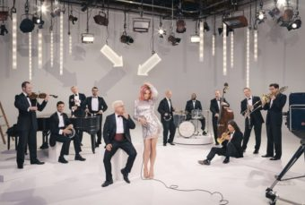 Storm Large and Pink Martini (Photo by Chris Hornbecker/Courtesy of the Artist)