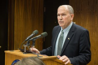 Gov. Bill Walker - Special Session 2015
