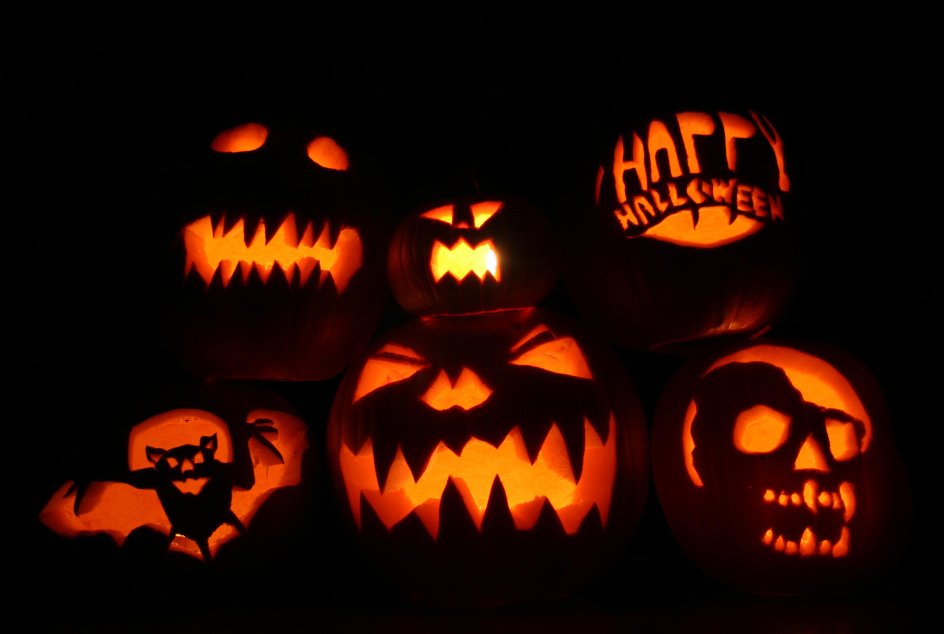 jack o' lanterns halloween