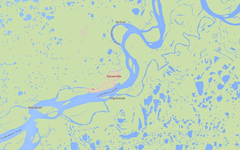 Kuskokwim Village Could Serve As Model For Community Development - Google maps alaska