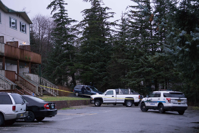 Douglas deaths crime scene parking lot