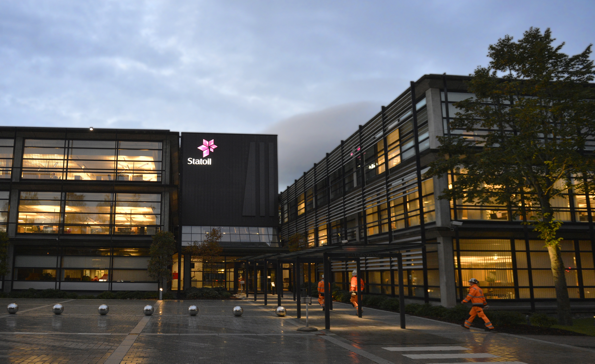 Statoil headquarters - Forus East