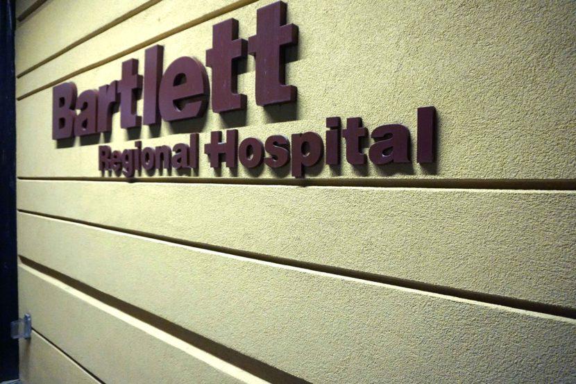 Bartlett Regional Hospital. (Photo by Jennifer Canfield/KTOO)