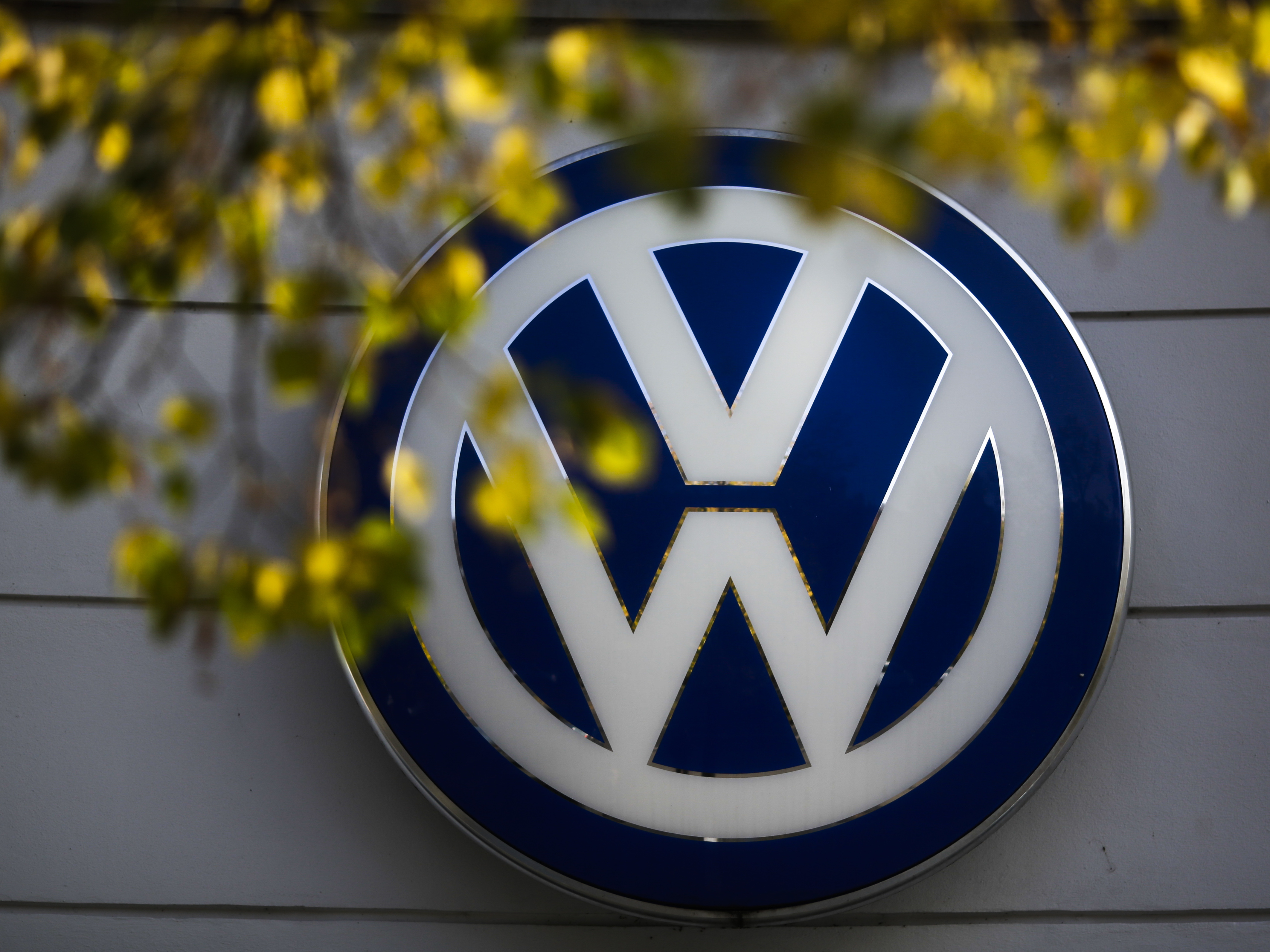 "The Environmental Protection Agency said Monday that additional diesel Volkswagens were equipped with ""defeat devices,"" making them run more cleanly during testing. (Photo by Markus Schreiber/AP)"
